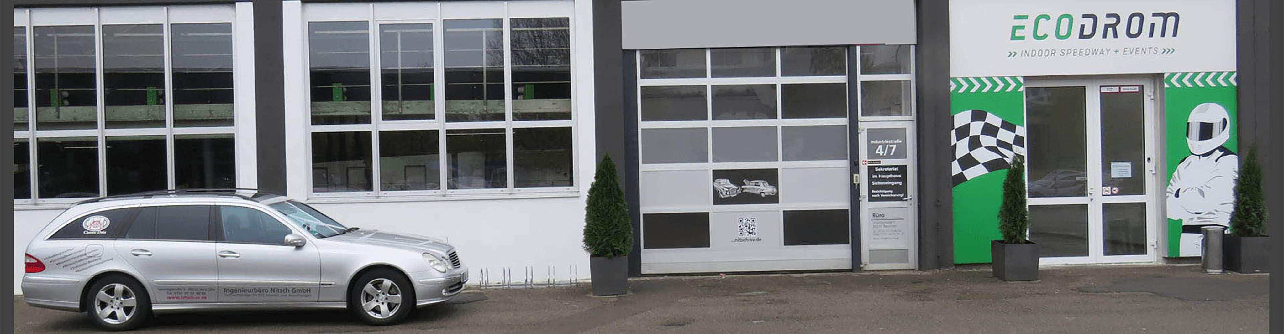 Ingenieurbüro Nitsch GmbH Neu-Ulm/Ulm Autos
